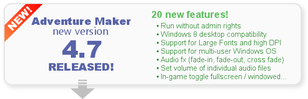 New Adventure Maker v4.7!